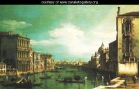 Canaletto Grand-Canal,-Venice,-Looking-East-from-the-Campo-di-San-Vio-large