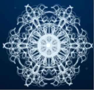 Snowflake from flurrious dot com